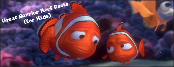 Great Barrier Reef Facts for Kids