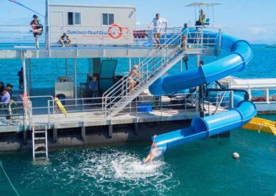 moore reef platform